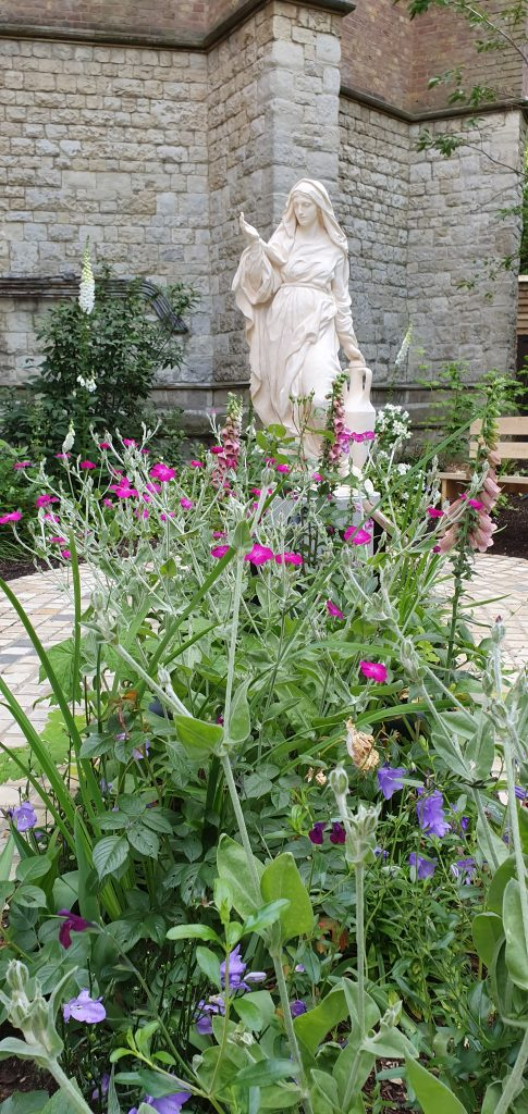 Rosary Garden Opening Times