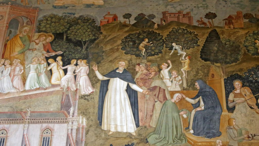 Homily for St Dominic's day
