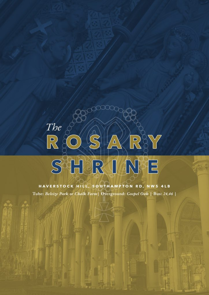 Rosary Shrine Programme (Oct 2018 – Jan 2019)