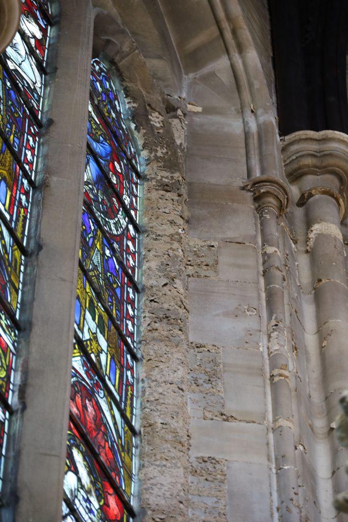 Apse & High Altar Restoration